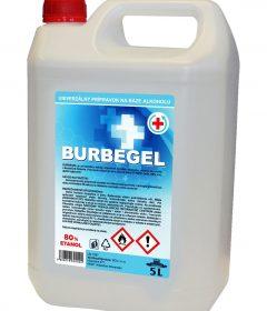 Čistiaci prostriedok BURBEGEL 5l