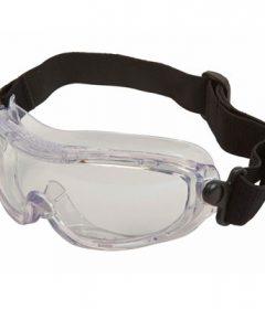 Ochranné uzavreté okuliare LUX