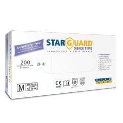 Jednorázové nitrilové rukavice STARGUARD 200ks