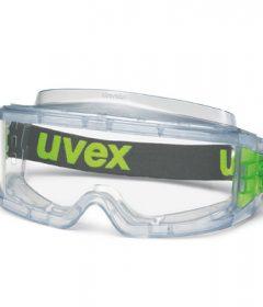 Uzavreté ochranné okuliare UVEX
