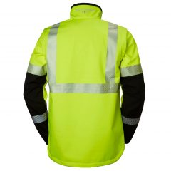 Helly Hansen - Hi Vis ICU SoftShell bunda