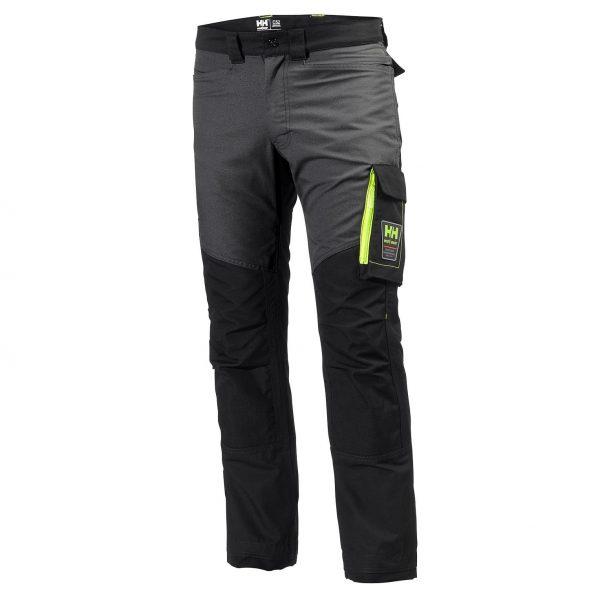 Helly Hansen - Aker pracovné nohavice, čierne