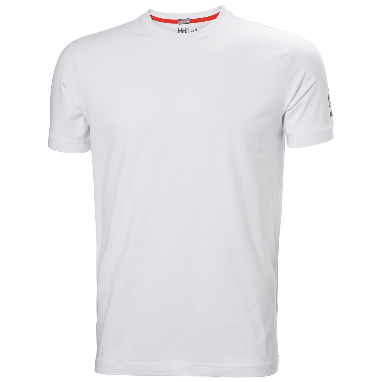Helly Hansen Kensington tričko biele