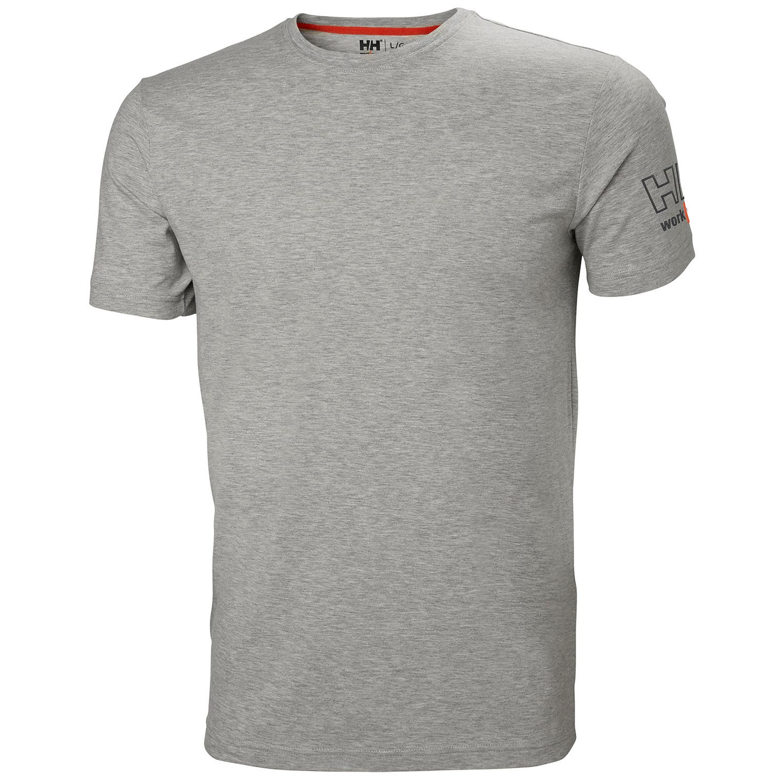 Helly Hansen Kensington tričko šedé