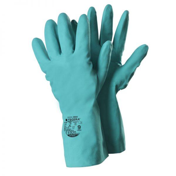 Chemické rukavice TEGERA® 18601