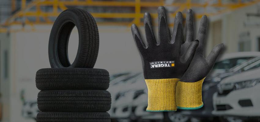 Pracovné rukavice TEGERA Infinity