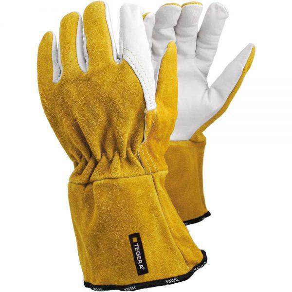 Zváračské rukavice rukavice Tegera 118A