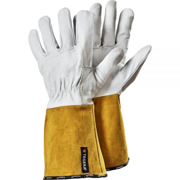 Zváračské rukavice rukavice Tegera 130A