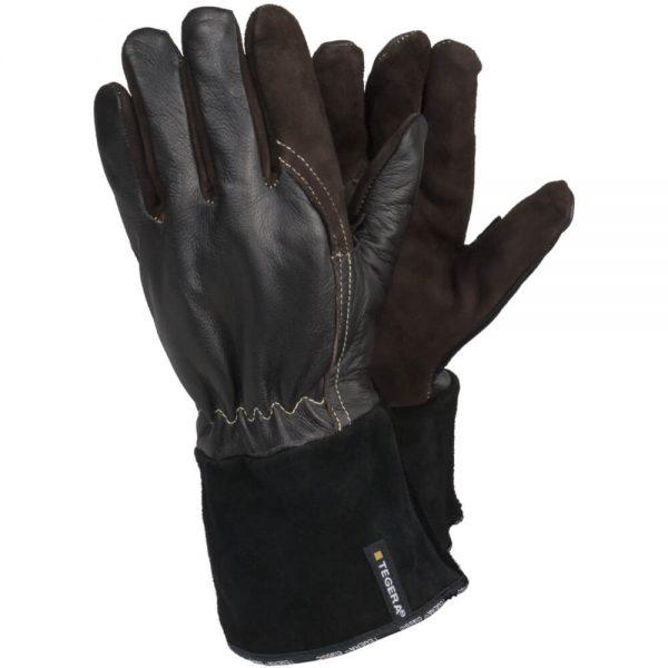 Zváračské rukavice rukavice Tegera 132A
