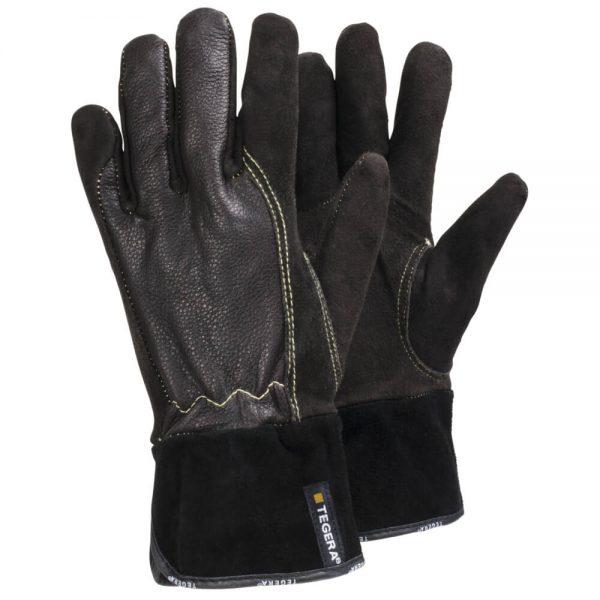 Zváračské rukavice rukavice Tegera 32