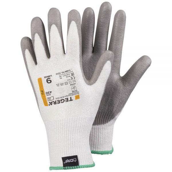 Pracovné rukavice Tegera 430