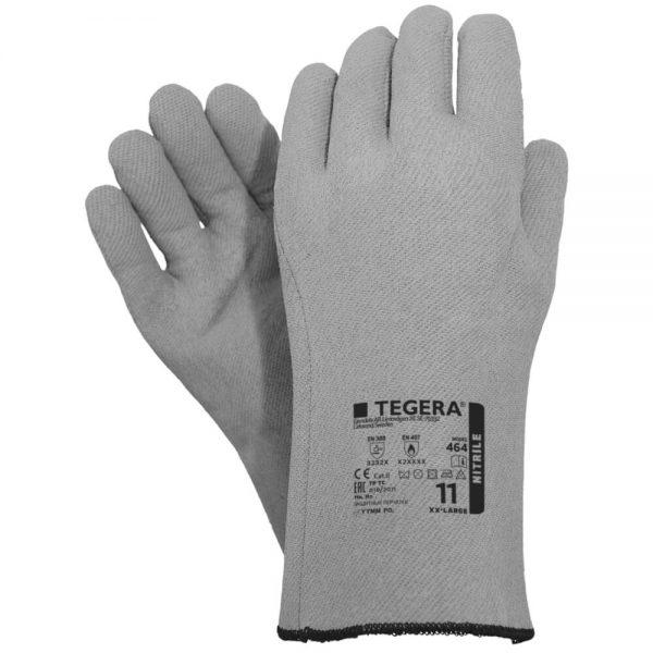 Zváračské rukavice rukavice Tegera 464