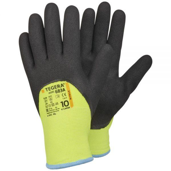 Pracovné rukavice Tegera 683A