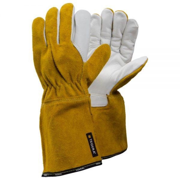 Zváračské rukavice rukavice Tegera 8