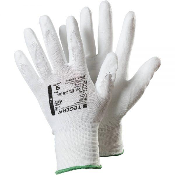Pracovné rukavice Tegera 867