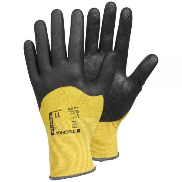 Pracovné rukavice Tegera 886