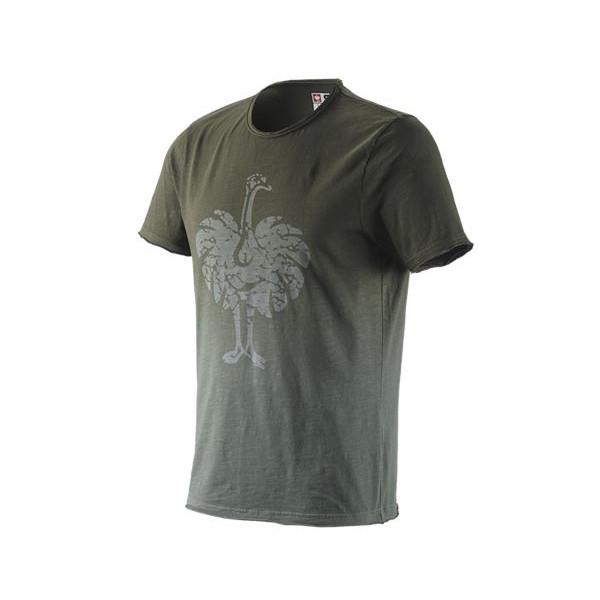 engelbert strauss tričko ostrich, zelené