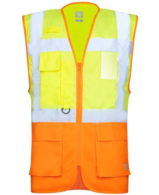 Ardon Signal vesta žlto-oranžová