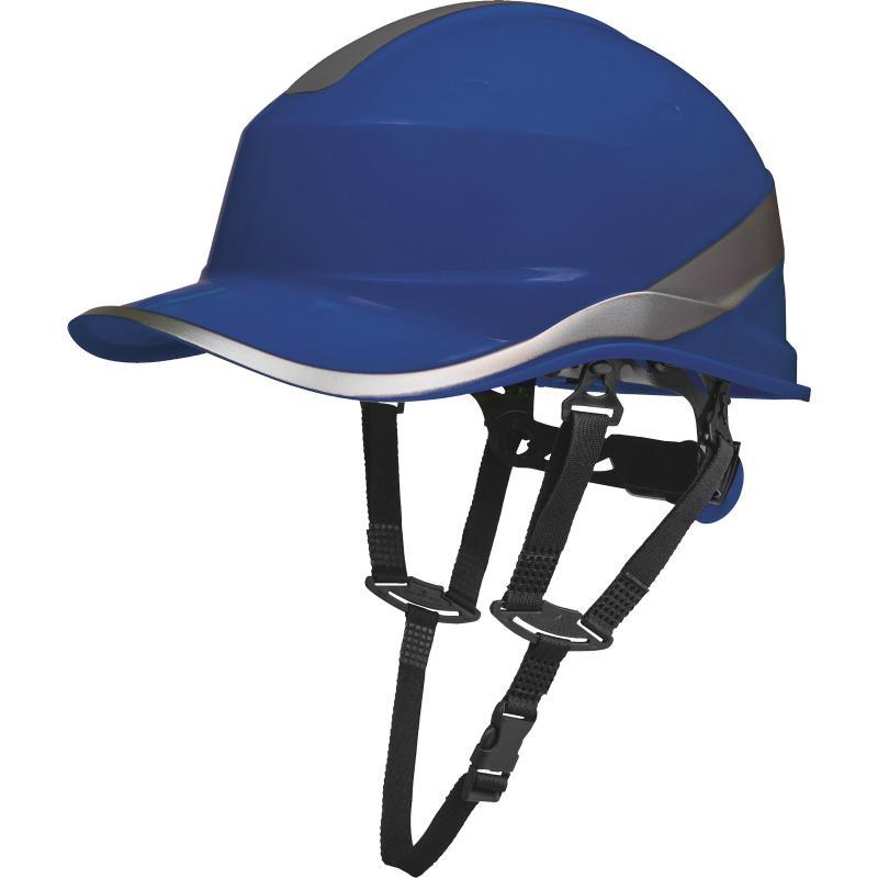 Bezpečnostná prilba Delta Plus BASEBALL DIAMOND V UP modrá