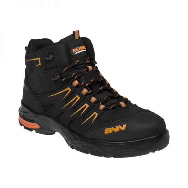 Členkové topánky Bennon Orlando S3 HIGH