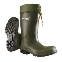 Dunlop gumáky Purofort Thermoflex S5, zelené