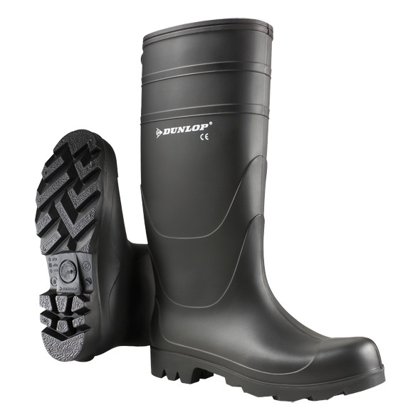 Dunlop gumáky Universal, čierne