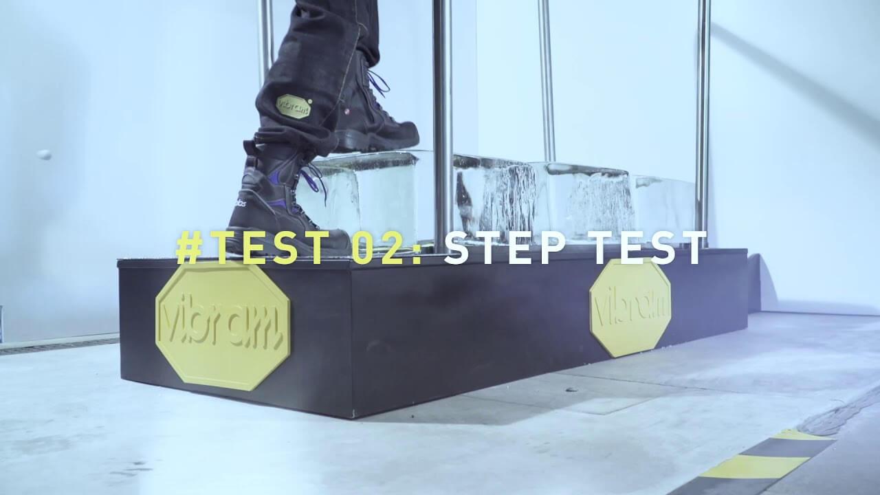 Prezentačné video Vibram Artic Grip