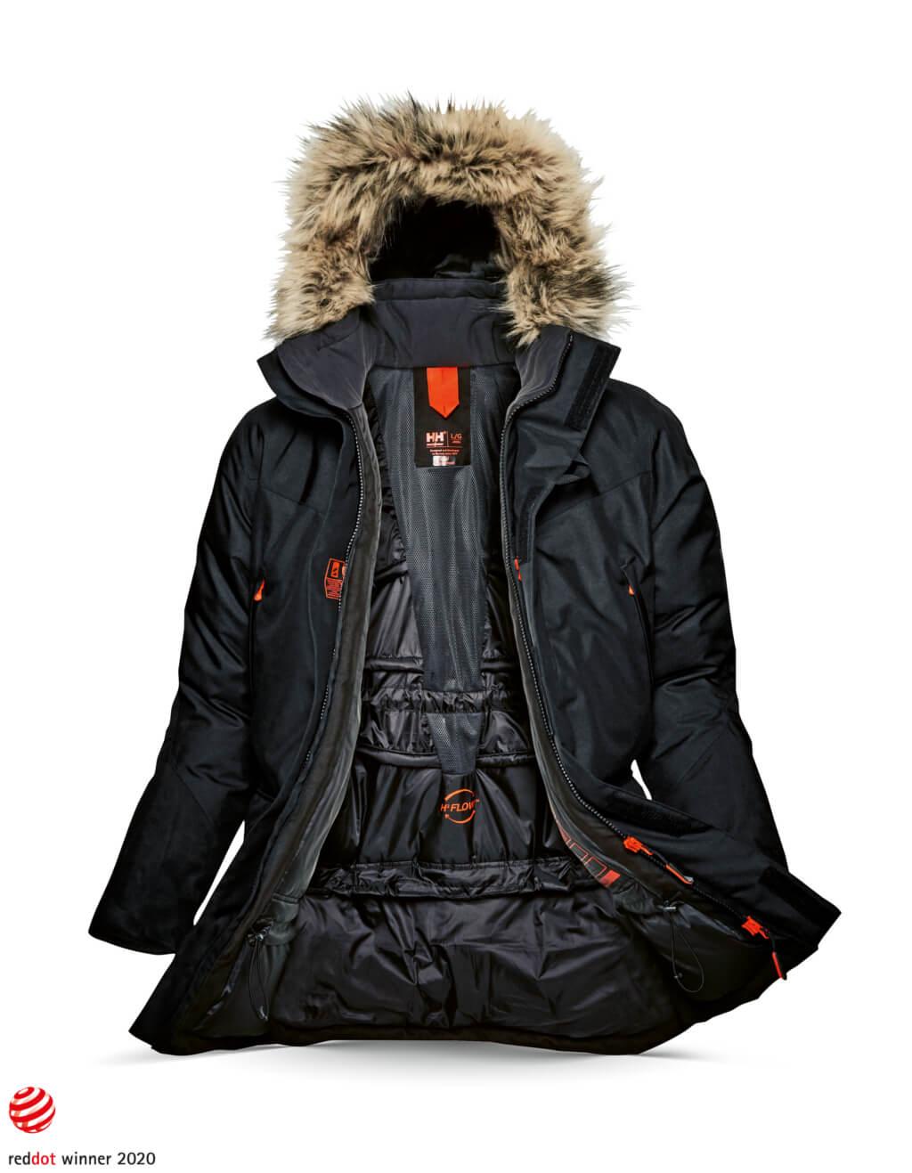 Zimná pracovná bunda Helly Hansen Bifrost